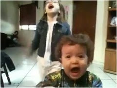 Niños de Hermosillo cantando en YouTube