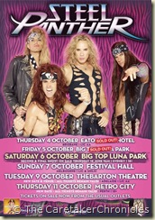 1Steel Panther