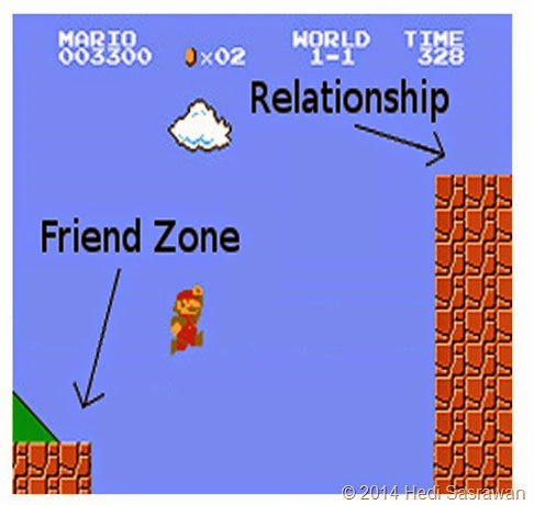 Tips Biar Ga Masuk Friend Zone