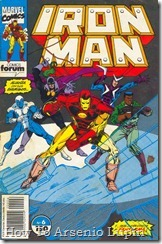 P00115 - El Invencible Iron Man #240