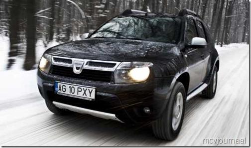 Dacia Duster 1.6 16v 05