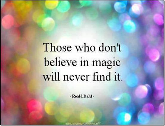 Dahl-magic