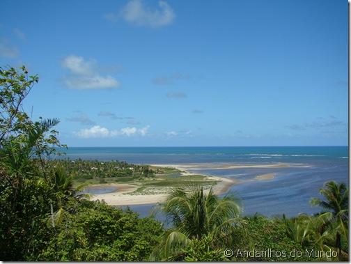 Rota Ecológica de Alagoas Porto de Pedras Mirante do Rio Manguaba