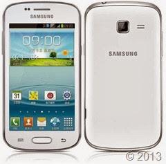 Gambar Samsung Galaxy Star Pro