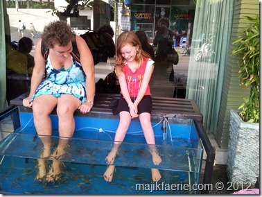21 fish spa