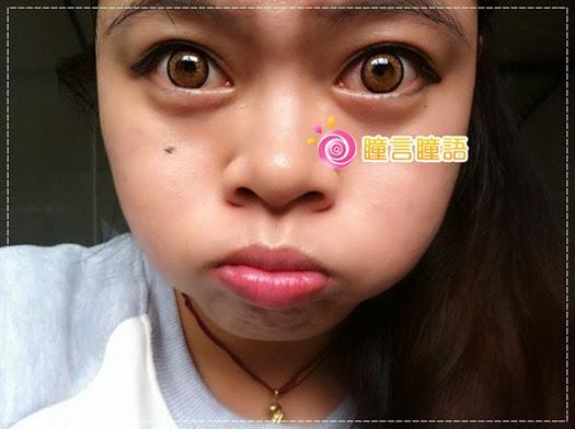 韓國GEO隱形眼鏡-GEO Holicat 荷麗貓仙女咖(Barbie Cat)13