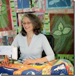 Sue Reno  2014