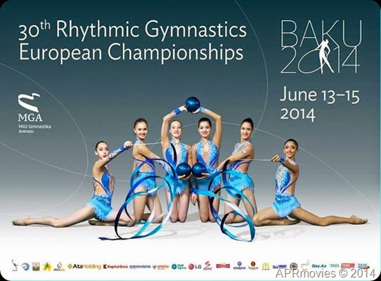 30th European Rhythmic Gymnastics Championships