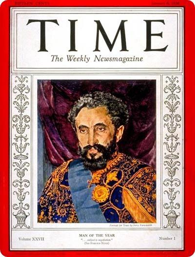 Haile Selassie time