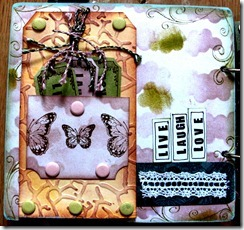 Altered Album 5 lisabdesigns