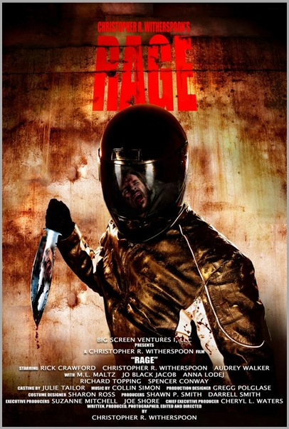 Rage (2010) Poster