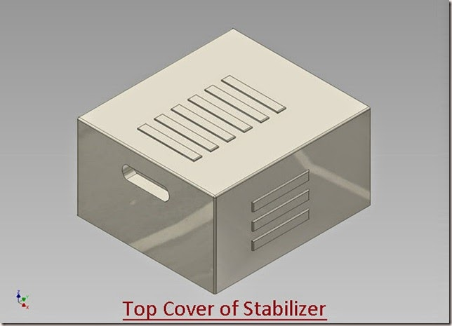 Top Cover of Stabilizer_2