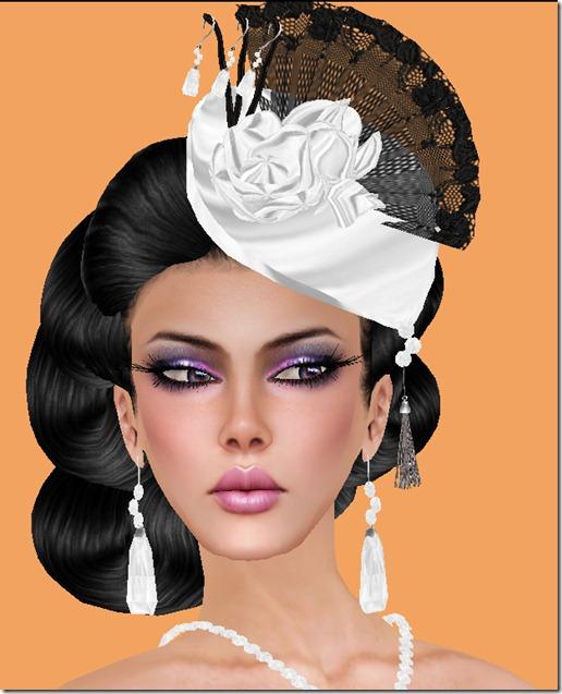 aDiva couture Merveile Crinkle Dress SilverWhite_006
