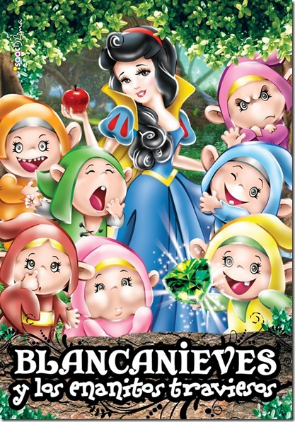 Blancanieves,Schneewittchen,Snow White and the Seven Dwarfs (40)