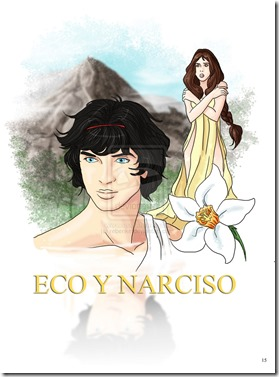 comic_eco_y_narciso_i_by_rebenke-d5duume