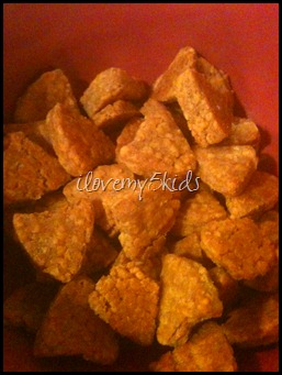 Homemade Whole Wheat Healthy Crackers
