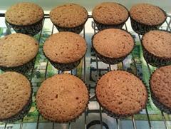 Cupcakes Calabaza Receta