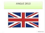 Anglie 2010