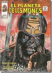 P00018 - El Planeta de los Monos v