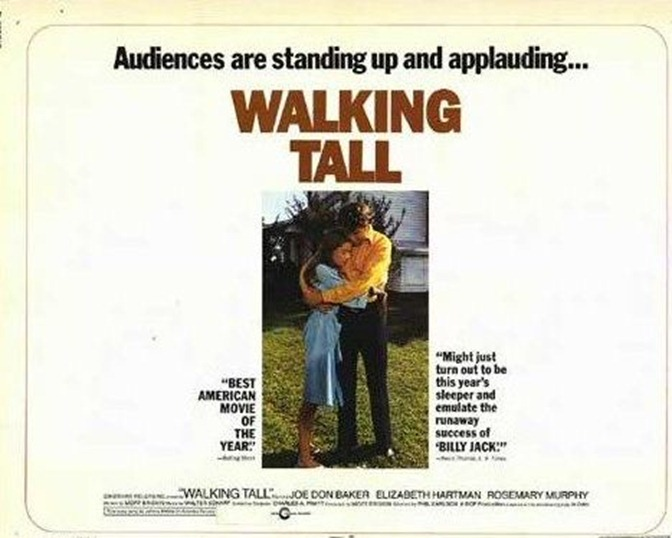 Walking Tall Ad