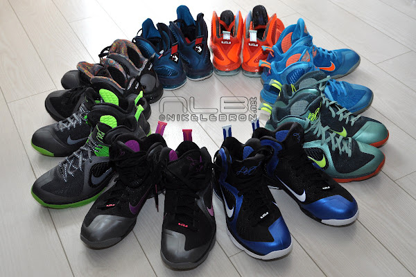 Nike LeBron Brand Hits 300 Million in Sales for 2012