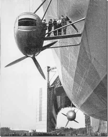 Engine car #3 before propaganda flight