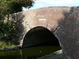 Мост на Бирмингемском канале