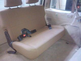 ben 39 s jeep cherokee xj third row seat. Black Bedroom Furniture Sets. Home Design Ideas