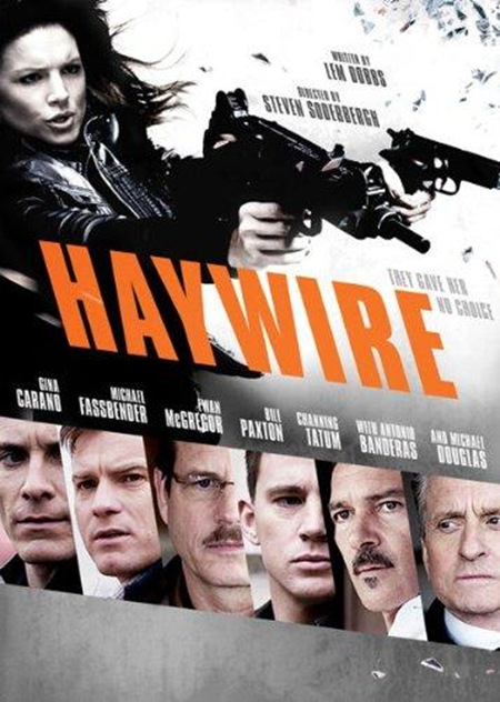Haywire 2012 Poster