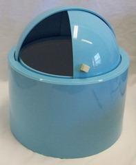 Nicholas Angelakos ice bucket, sky blue