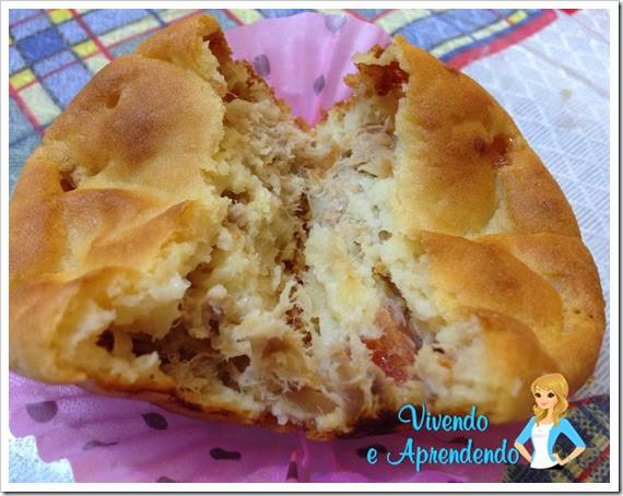 Muffin de Atum1