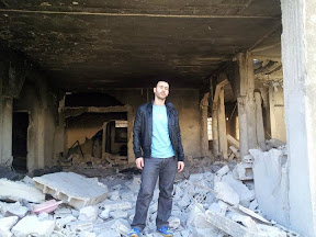 Mulham El Jundi in Homs
