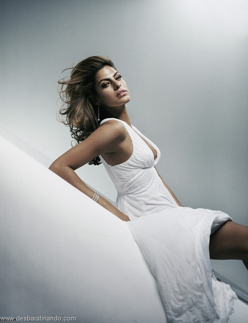 eva mendes linda sensual sexy sedutora photoshoot desbaratinando  (141)