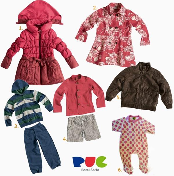 liquidacao inverno 2012 puc batel soho moda infantil