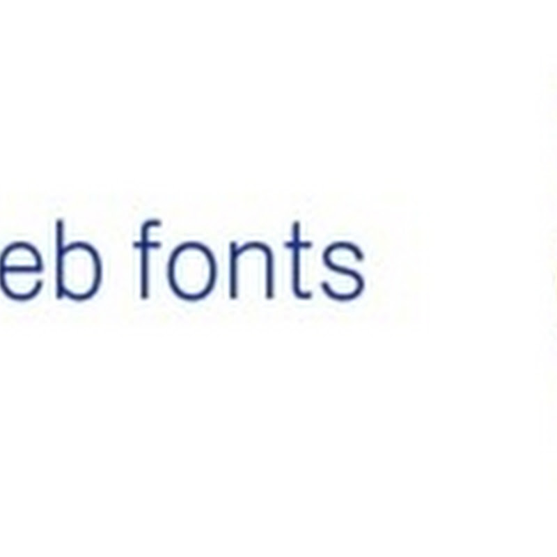 Using custom/nonstandard fonts with Google Web Fonts API