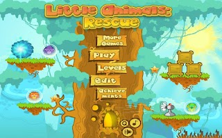 Screenshot of Little Animal Rescue