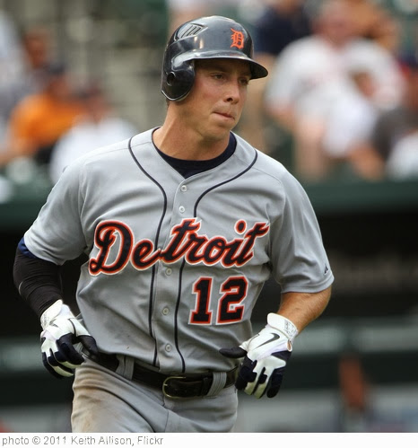 'Andy Dirks' photo (c) 2011, Keith Allison - license: http://creativecommons.org/licenses/by-sa/2.0/