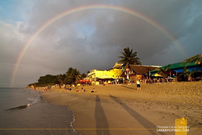 Puerto Galera's White Beach