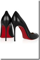 Christian Louboutin Corneille 100 leather pumps 3