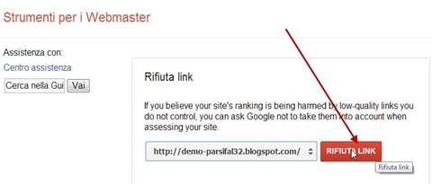 rifiuta-link-webmaster-tool