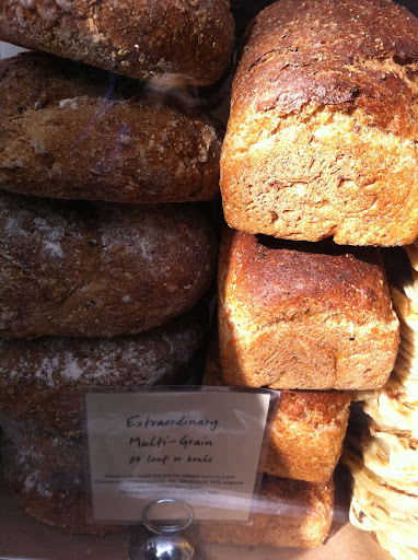 It sounds like an exaggeration, but the multigrain is pretty extraordinary. Sturdy crust, chewy middle, keeps for days.