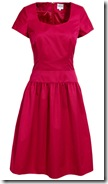 Cherry Organza Dress