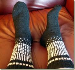 handmade socks 3