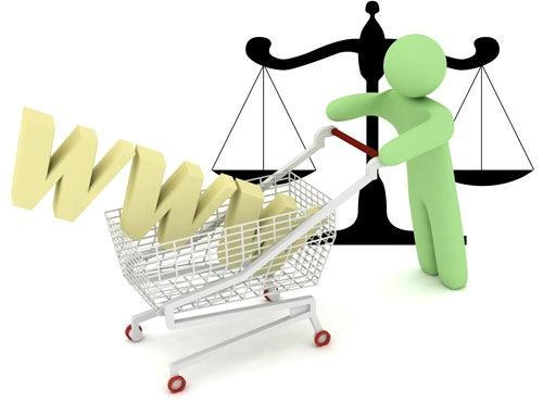 Cambios legislativos en el comercio electrónico - Concepto.