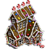 gingerbread house 2010 buildable