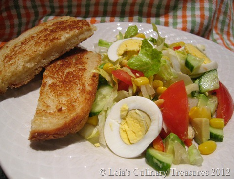 salad-and-grilled cheese