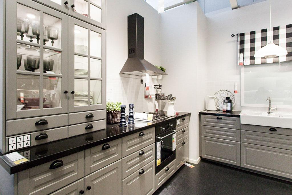 Cucina on pinterest ikea cucina and ikea kitchen - Cucina ikea bodbyn ...