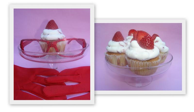 Fresa mineko cupcake en tenerife - Cupcakes tenerife ...