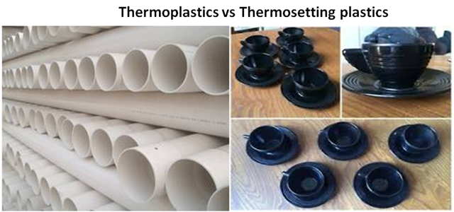Thermoplastics vs Thermosetting Plastics