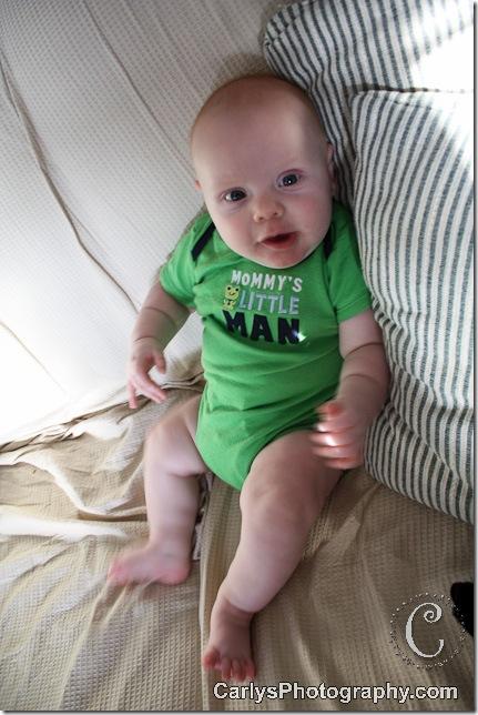 Kyton 4 months - October 06, 2011